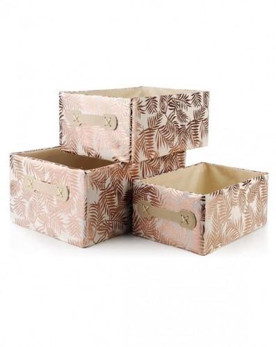 bfc232d70 NOVÉ INŠPIRÁCIE PRE VÁŠ DOMOV...   Úložné krabice a koše