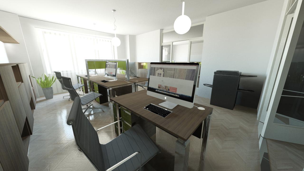 Kancelář Smíchov