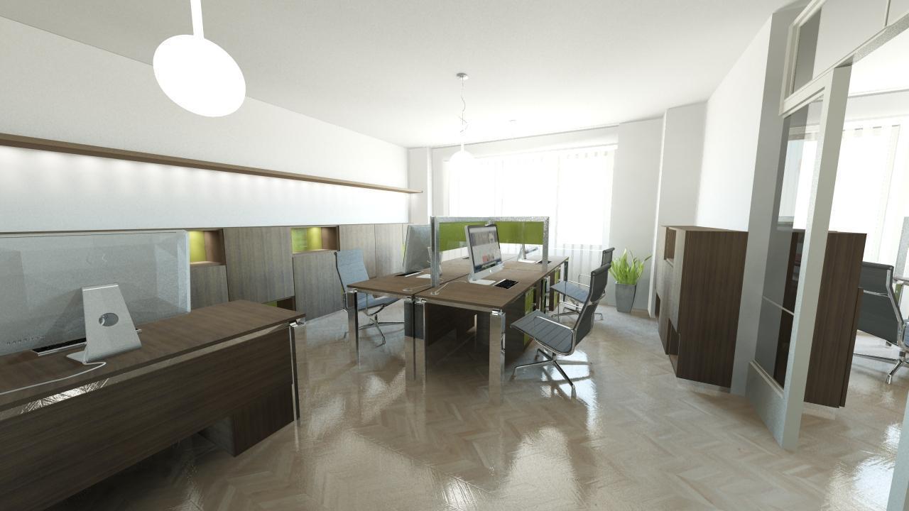 Kancelářske prostory
