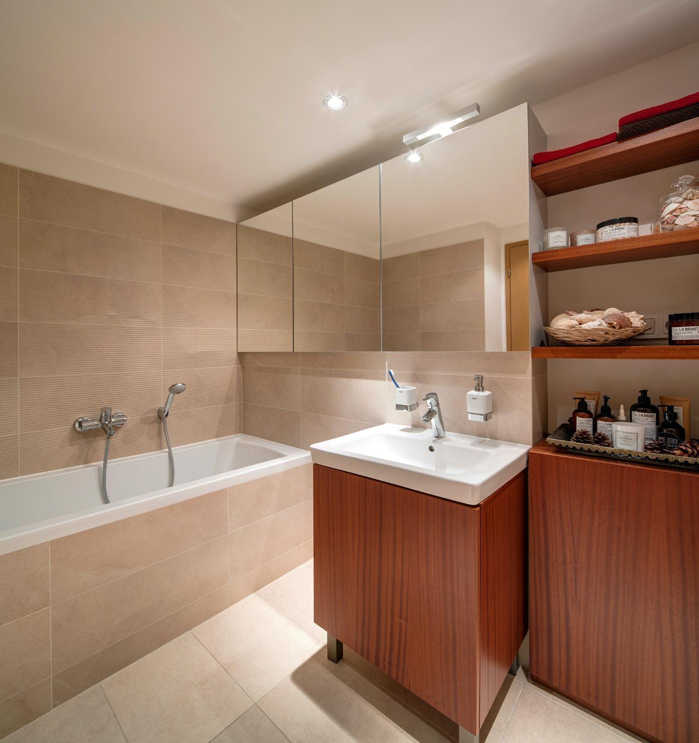 Koupelna - Byt Vinohrady