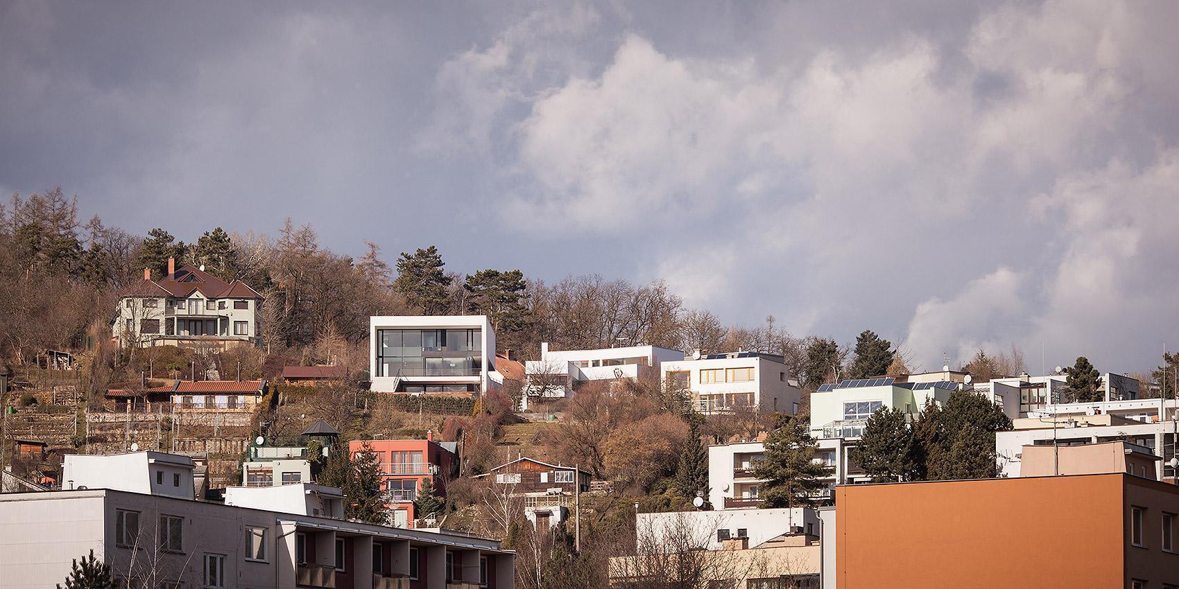 Vnější okolí - Vila s výhledem