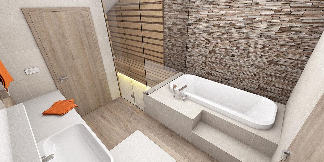 Kúpeľňa so saunou