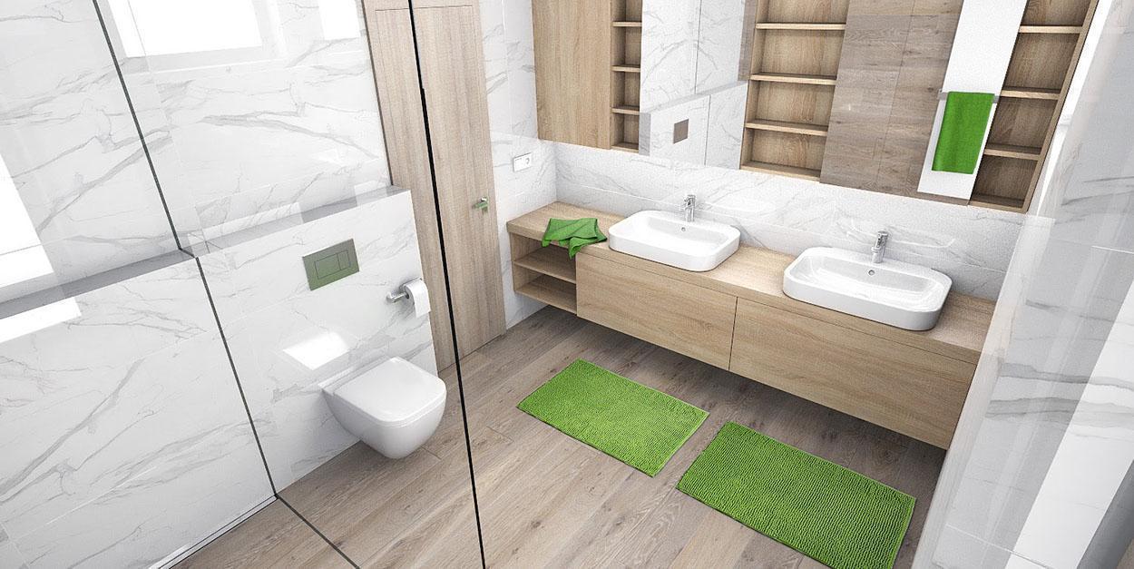 Kúpeľňa pre domácich
