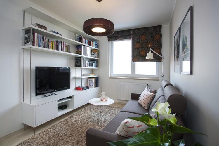 Malá útulná obývačka