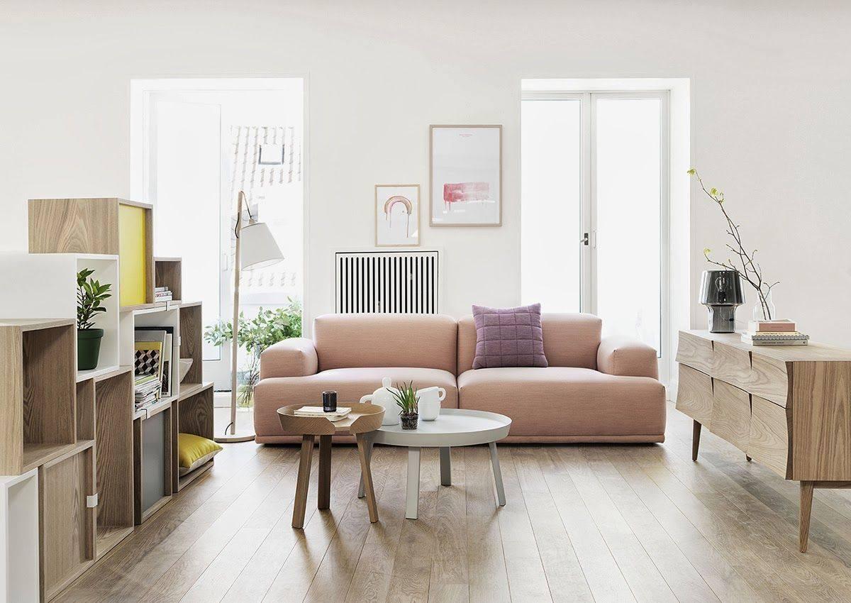 Optimistická obývačka