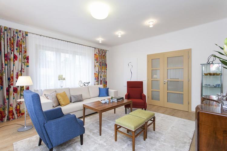 Farebná obývačka