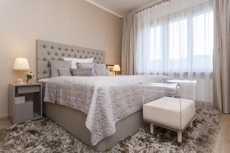 Spálňa v štýle Art Deco
