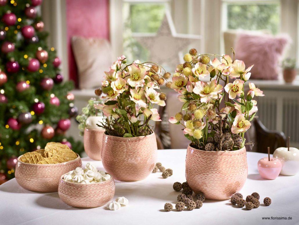 Vianoce - doplnky a dekorácie od zn.Florissima