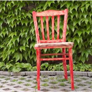 Renovujte si retro stoličku!