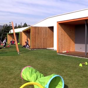 Súčasná slovenská architektúra materskej škôlky