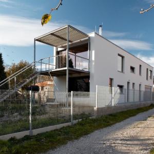 Rodinný dom Lety u Dobřichovic