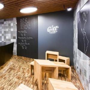 Gill's Coffee, Brno