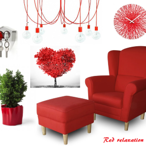 Red relaxation zone