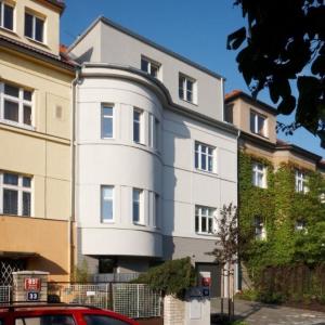 Rekonštrukcia rodinnej vily v Prahe