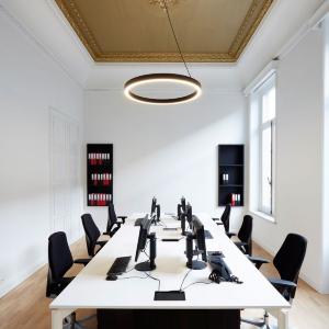 Osvetlenie kancelárie