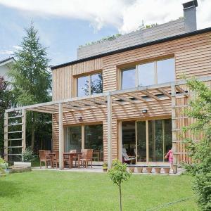 Novostavba rodinného domu Šestajovice