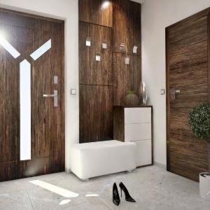 Interiér domu s použitím prírodných materiálov