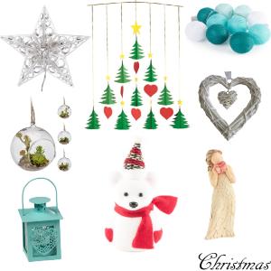 Ozdobujte v duchu Vianoc