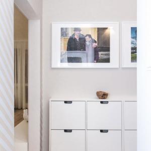 Rekonštrukcia obývačky a chodby v Plzni