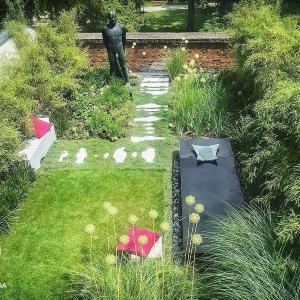 Záhrada so zrkadlom, Olomouc