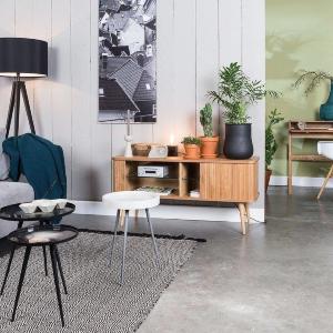Interiér a zariadenie obývačky
