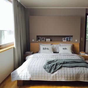 Spálňa - v jednoduchosti je krása