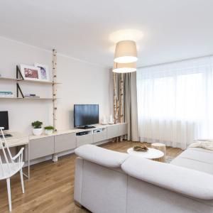 Premena obývačky, Krásná Hora nad Vltavou