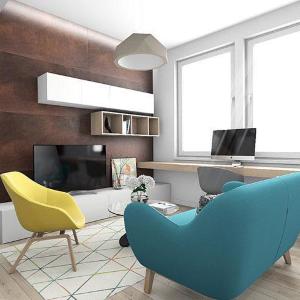 Návrh obývačky Žilina - Veľká Okružná I