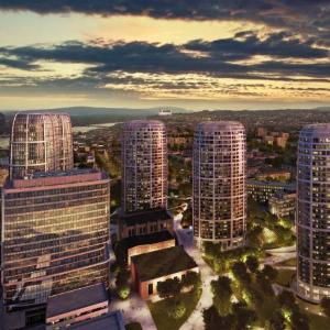 Penta spúšťa projekt Sky Park od Zahy Hadid