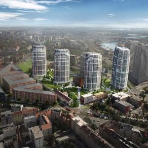Začala sa výstavba projektu Sky Park od Zahy Hadid