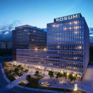 Kancelársky projekt Rosum privítal prvých nájomcov