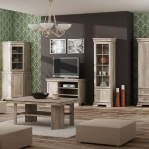 Koloniálny mahagón alebo rustikálna patina? Drevený dekór vyberajte podľa štýlu nábytku