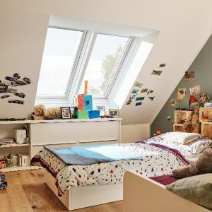 Štyri tipy ako zariadiť izbu malého školáka hravo a zdravo
