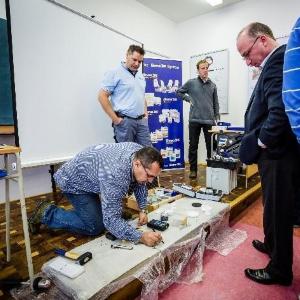 Cech podlahárov vypracúva odborné posudky na podlahárske práce