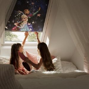 Nerušený spánok v ríši rozprávok: Disney & VELUX Kolekcia na dobrú noc