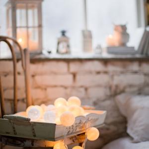 Pozvite na návštevu zimu. Tu je 7 inšpirácií, vďaka ktorým bude váš príbytok vyzerať ako zimné kráľovstvo