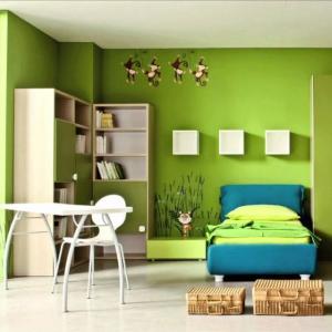 Spálne, detské a študentské izby