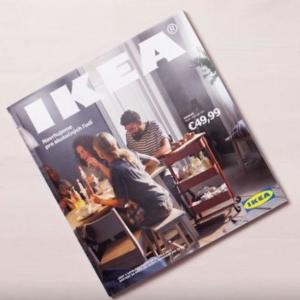 Katalóg IKEA 2017