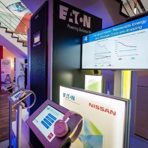 Spoločnosť Eaton pridáva do jadra svojho produktového portfólia riešenia naukladanie energie
