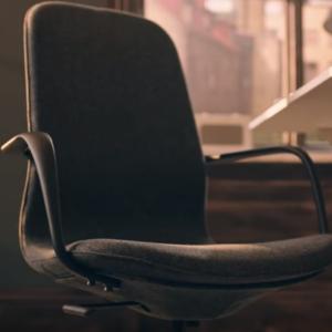 Ergonomická stolička LÅNGFJÄLL