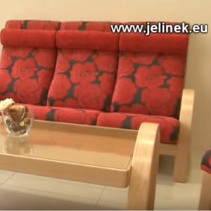 Výroba ohýbaného nábytku