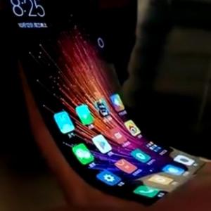 Flexibilný displej Xiaomi