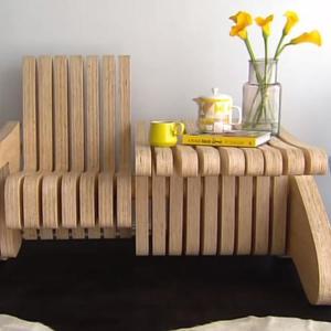 Ako zostrojiť vlastné multifunkčné sedadlo