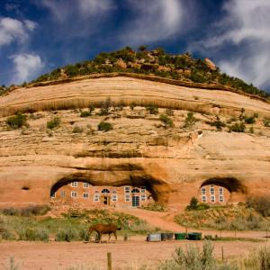 10 úžasných jaskynných domov, v ktorých by ste chceli bývať
