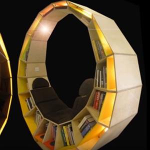 Dizajnový nábytok, ktorý je COOL