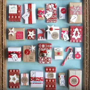 Kreatívne nápady na originálny advetný kalendár
