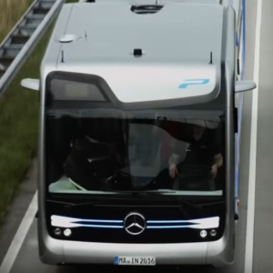 Autobus budúcnosti s CityPilotom