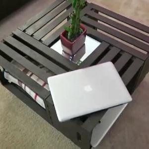 DIY: Výroba konferenčného stolíka