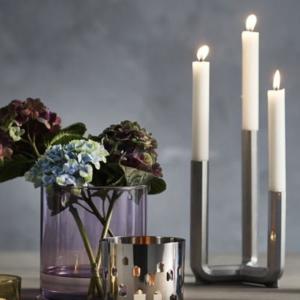 Ako vytvoriť zaujímavú dekoráciu so sviečkami