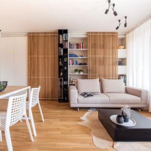 Interiér bytu v Praze - Na Farkáně